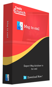 Mac MSG to EML Converter, Migrate Outlook MSG file to EML Easily